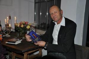 Jens Buchpräsentation