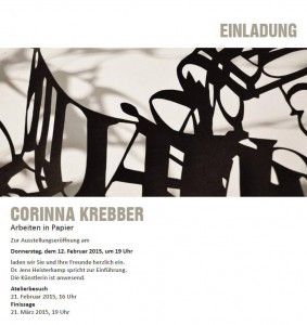 Ausstellung Corinna